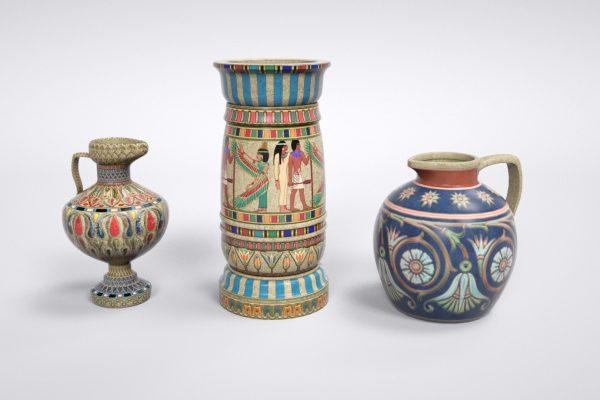 Egyptische Vasen
